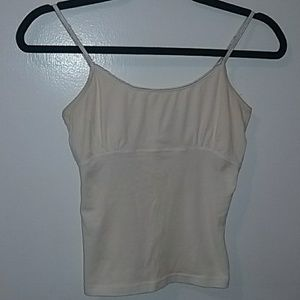 Energie off white cami top